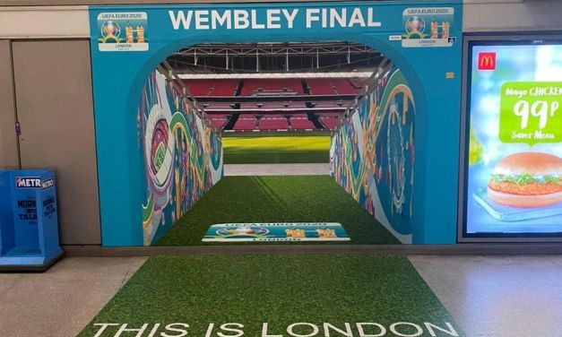 Football's coming home!