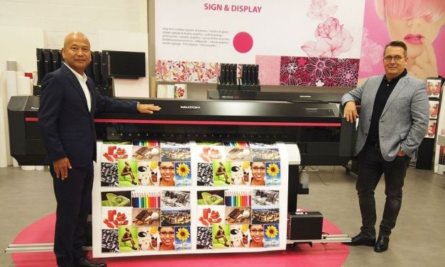 Mutoh Europe appoints General Manager Sales EMEA