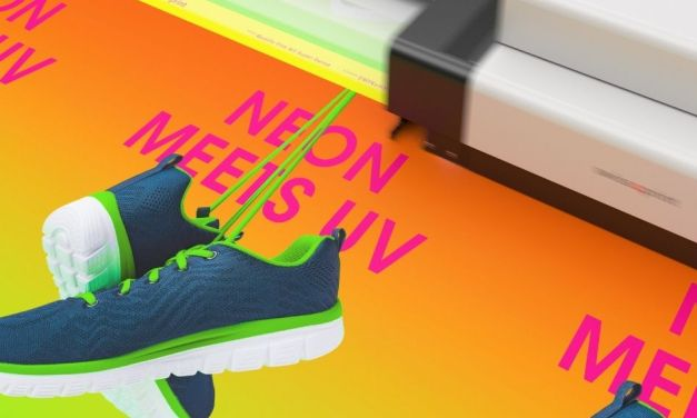 swissQprint launches new Neon inks for UV printing