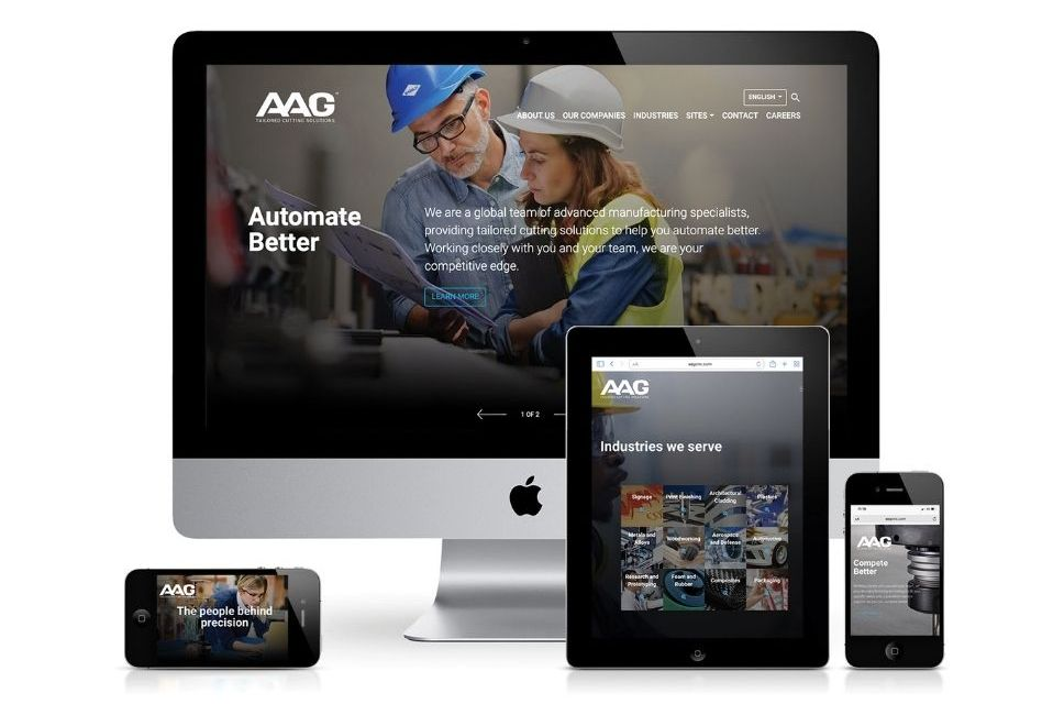 AAG launches new and upgraded website
