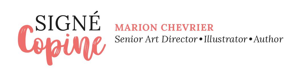 Signecopine – Marion Chevrier