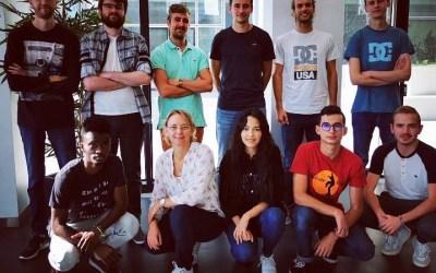 Promo Webdesigner 2019-2020, c'est parti !