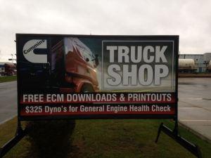 Mobile Signs Edmonton