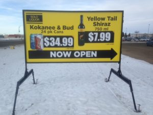 Lloydminster Mobile Signs