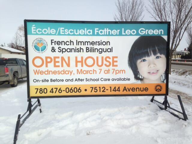 Edmonton Advertising Signs