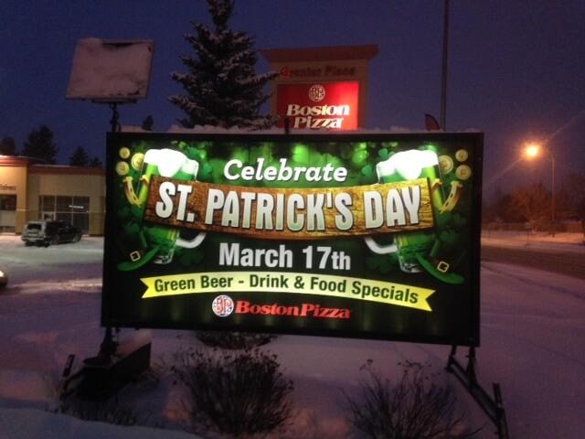 Edmonton Mobile Signs