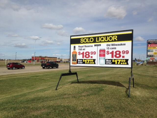 Roadside Sign Rentals