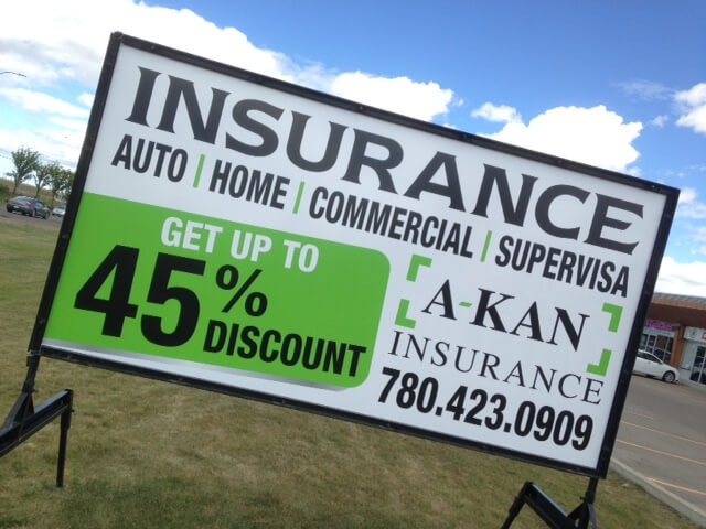 Mobile Lawn Sign Rental