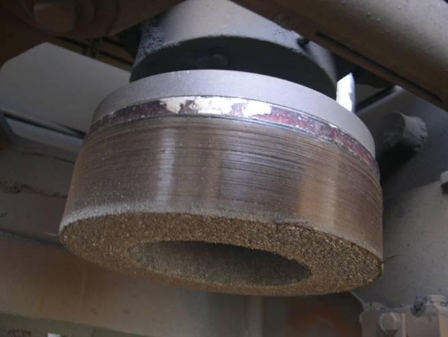 HighPressure Rail Grinding WheelHigh Pressure Grinding