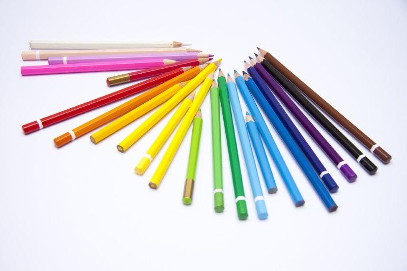 Colores en Alemán ▷【Lista Completa de Colores】