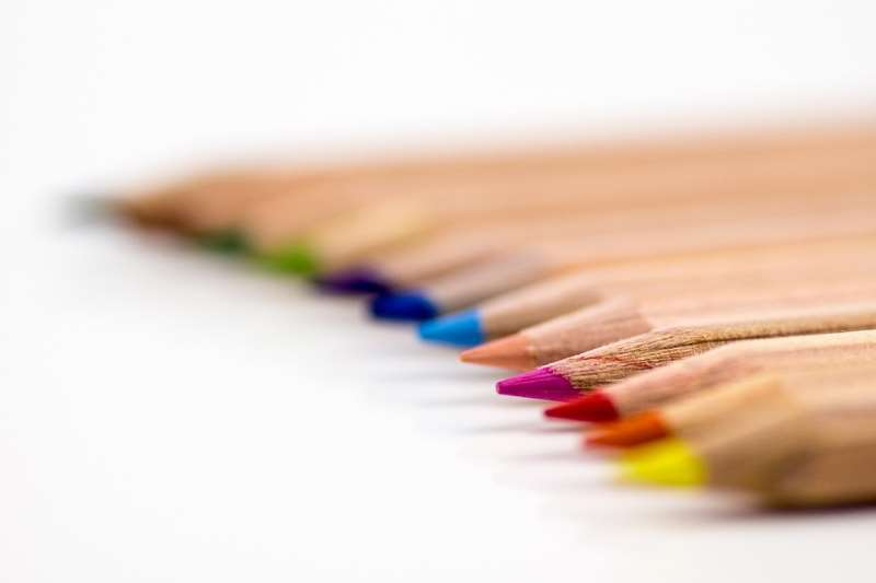 Colores en Griego ▷【Lista Completa de Colores】