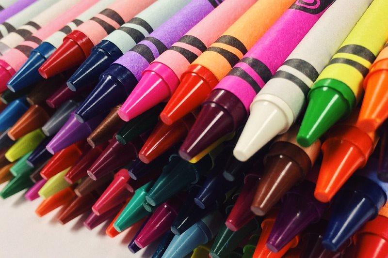 Colores en Italiano ▷【Lista Completa de Colores】