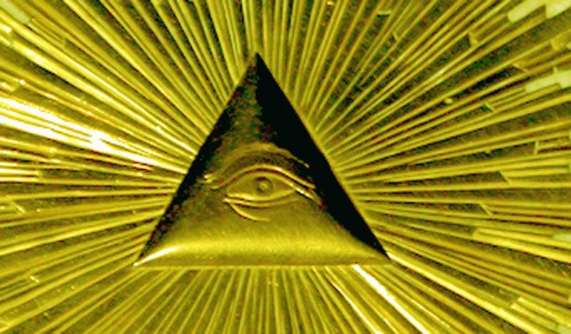 es universal la forma de representar a Dios en color amarillo