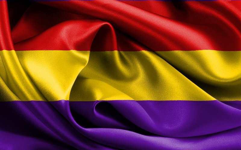 Los Colores de la Bandera Republicana ▷【2ª República】