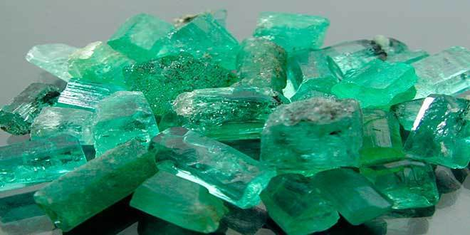 ejemplo de color verde esmeralda