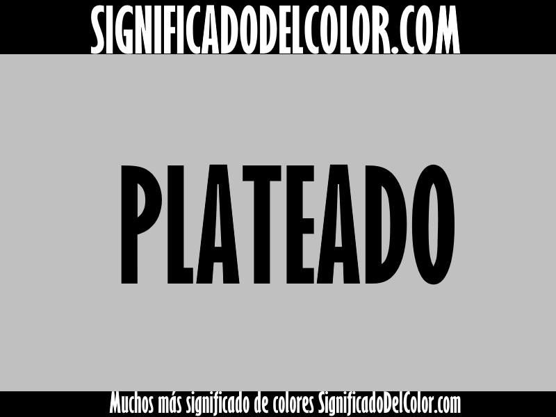 Significado del color Plateado ▷【SUEÑOS, ROPA, DECORACIÓN】