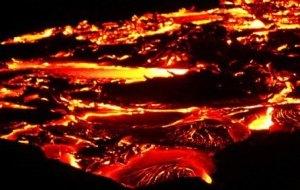 ejemplo de color lava fundida