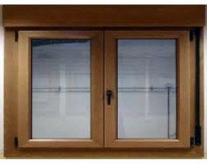 el color embero es muy popular en el uso de ventanas