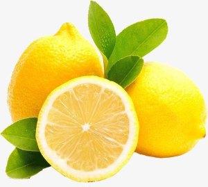 esta fruta llamada limón da nombre a este color