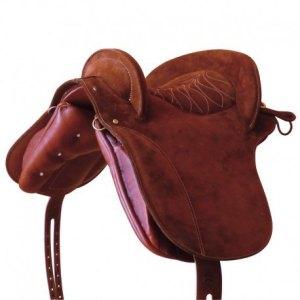 las sillas de montar dan nombre a este color variedad del marrón