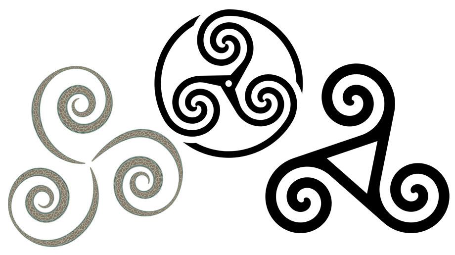Triskel Celta Significado De Los Tatuajes