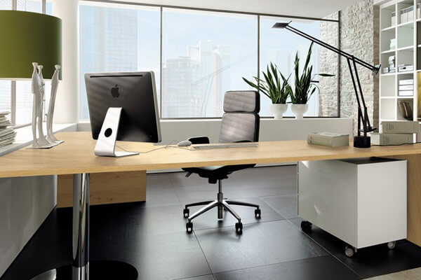 Industrial Looking Desk