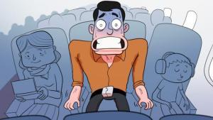 ▷ Sonhar com Avião Caindo【Não se Assuste】