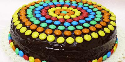 bolo ostentação
