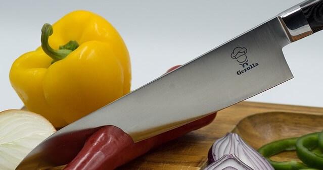 sonhar com uma faca de legumes