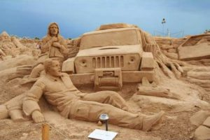 ▷ Sonhar com Areia【Não se Assuste】