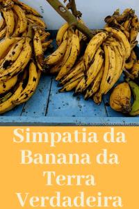 ▷ Simpatia da Banana da Terra verdadeira【FUNCIONA MESMO】