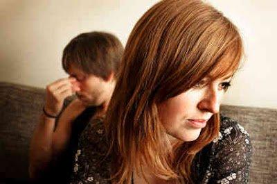 Relacionamento amoroso em crise