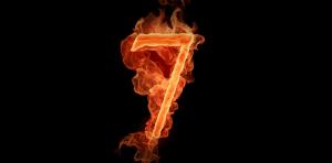 Significado do Número 7