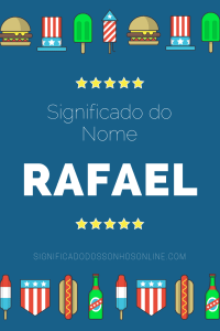 Significado do nome Rafael