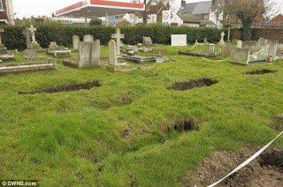 ▷ Sonhar com Terra de Cemitério【SURREAL】