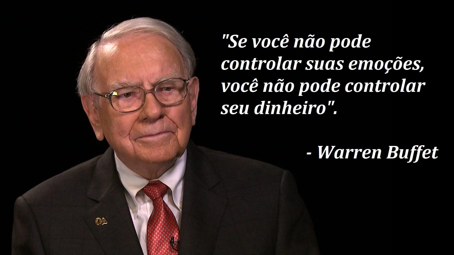 20 Frases De Warren Buffett Sobre o Sucesso Que Vão Te Motivar a Nunca Desistir