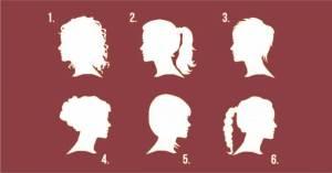 Escolha Um Penteado e Descubra Uma Característica Importante Da Sua Personalidade