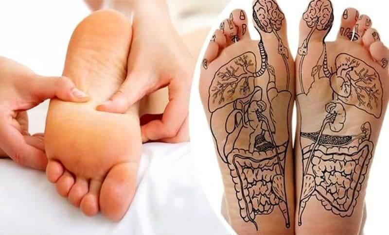 A Importância De Massagear Os Pés Antes De Ir Dormir, Tudo Começa Aí