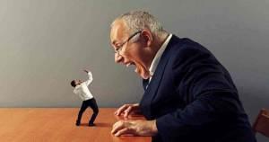 Estudo mostra: um chefe ruim pode fazer os funcionários adoecerem