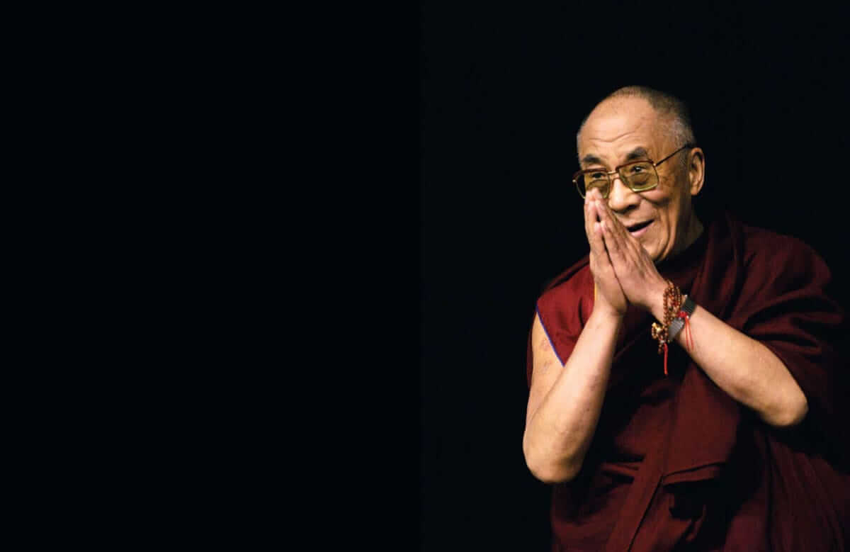 8 Coisas Que Roubam Sua Energia De Acordo Com o Dalai Lama