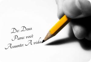 Carta de Deus Para Você – Uma Bela Mensagem De Reflexão