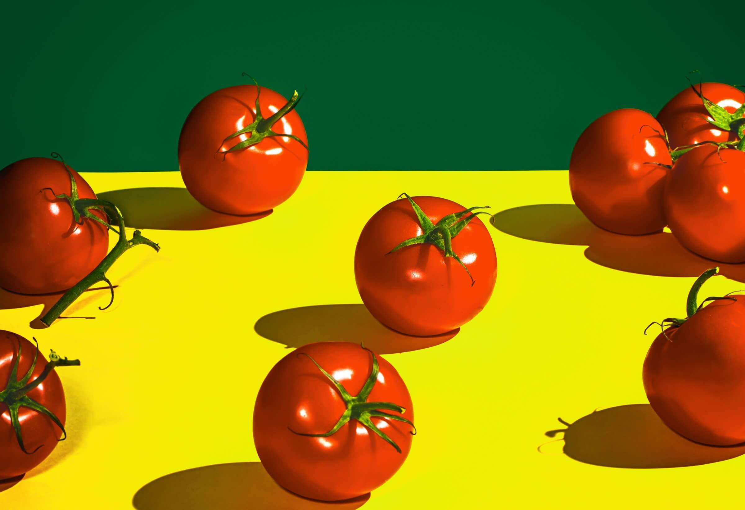 ▷ Sonhar Com Tomate 【O que isso significa?】