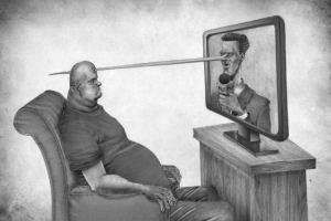 10 Terríveis Estratégias De Manipulação Em Massa Que a TV Usa