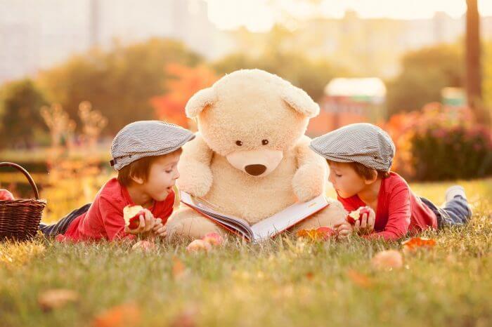 ▷ 12 Poemas Infantis Curtos Para Ler Com As Crianças