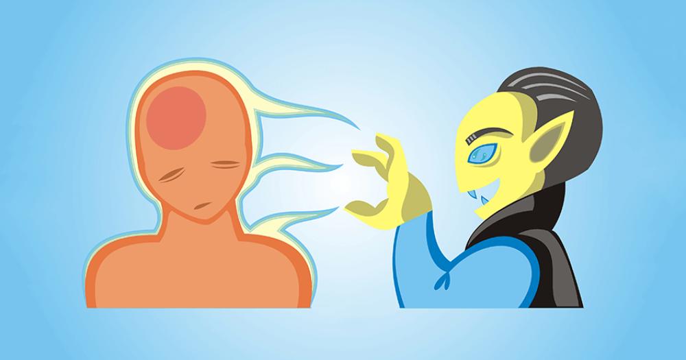 A ciência está muito perto de comprovar que pessoas absorvem energia umas das outras