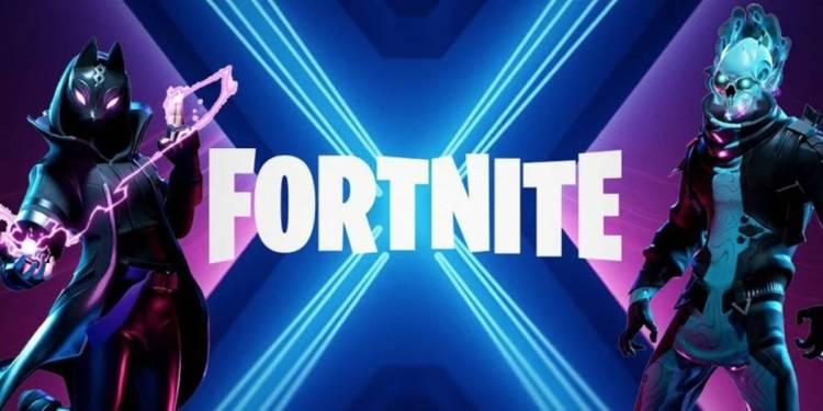 capa do jogo Fortnite
