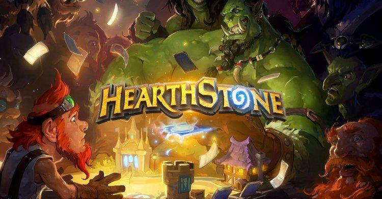 capa do jogo Hearthstone