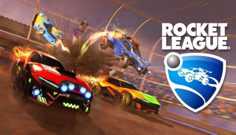 capa do jogo Rocket League