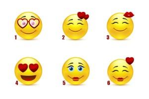 Seu emoji favorito lhe dirá que tipo de pessoa você realmente é