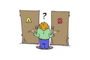 TESTE: Escolha uma porta e descubra o que você mais precisa agora
